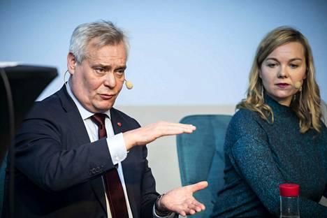 Pääministeri Antti Rinteen kohtalo on käsillä tänään.