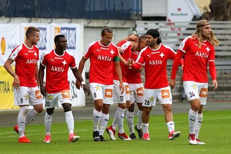 HIFK ei harjoittele joukkueena.