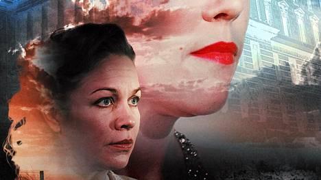 Evitan pääroolissa vuorottelevat Porin teatterin näyttelijät Heidi Rantakeisu ja Maria Pere.