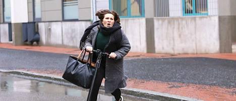 Pirjo-sarjan kolmas kausi kuvattiin Tampereella tammikuussa. Jaksoja tehtiin kolme päivässä.