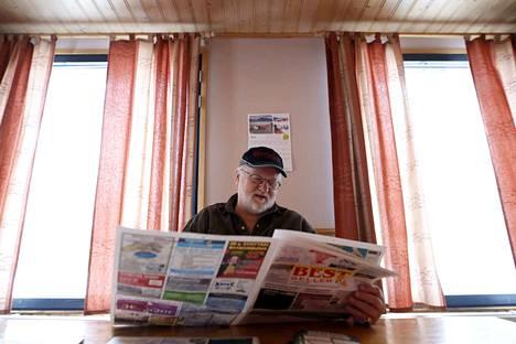 Nakkilan perussuomalaisten kunnanvaltuutettu Jarmo Virtanen on ideoinut harrastushallin muun muassa jääkolkkaajille. Kunnan tulisi Virtasen mukaan ryhtyä edistämään hallihanketta.