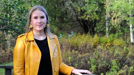 Emma Lindqvist keräsi kuntavaaleissa eniten ääniä raisiolaisista naisehdokkaista.