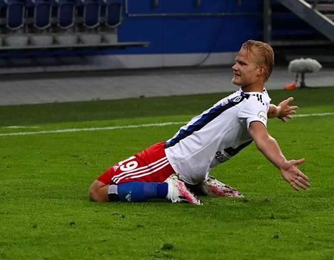 Joel Pohjanpalon on ollut Euroopan kenttien tehokkain pelaaja koronatauon jälkeen.