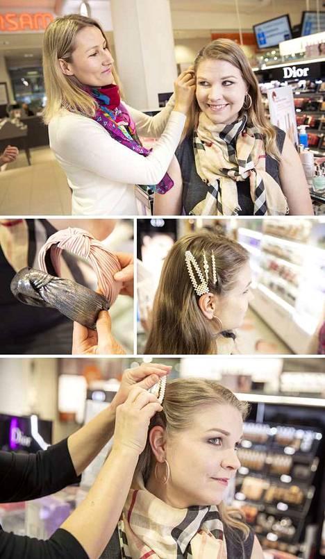 Tiesitkö, että Prisman parturi-kampaamoon pääsee ilman ajanvarausta pikakampaukselle? Niin paras vaikka ystävänpäivän humputtelukierroksen ohjelmanumeroksi.