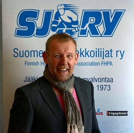 Jarmo Saarelan SJRY-aikana liigaseuroissa on ollut 60 toimitusjohtajaa.