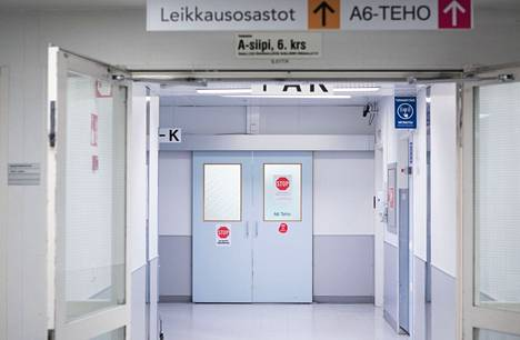Sairaalahoidon tarve Pirkanmaan alueella on vähentynyt koronavirukseen liittyvissä tapauksissa. Viime marraskuussa Taysiin perustettiin koronateho-osasto.