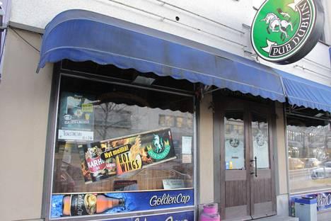 Pub Dublin ja muut Sastamalan ravintolat saavat perjantaista alkaen olla auki 02:een saakka.