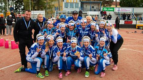 Suomen mestarit 2021.