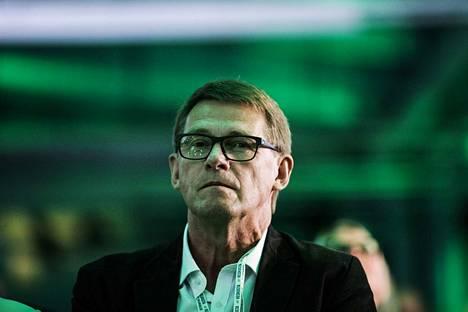 Matti Vanhanen johti Sitran asemaa pohtinutta työryhmää.