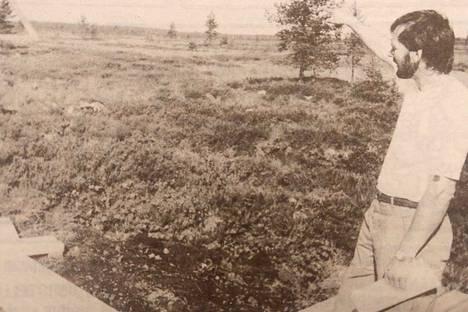 Hannu Latvajärvi kertoo, että nevatkin saadaan kasvamaan puuta kun niin halutaan.