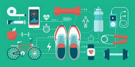 Korkea verenpaine talttuu myös elämäntapavalintojen avulla