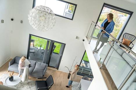 Stailauksella luodaan kotiin viimeistelty ja miellyttävä yleisilme, joka vetoaa mahdollisimman moneen asunnonetsijään.