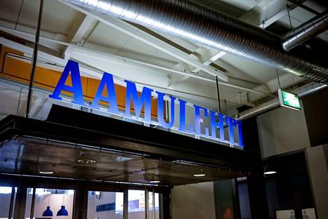Aamulehti jatkaa toimintaansa Siperian liikekiinteistössä Tampereen Finlaysonin alueella.