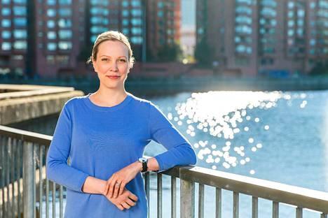Riikka Vilminko-Heikkinen sanoo, että koko uusi Digione-alusta rakentuu yhteistyöllä. Mukana on hankkeen ensimmäisessä vaiheessa viisi kaupunkia, Tampere mukaan lukien.