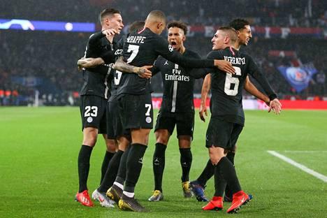 PSG isännöi tänään Espanjan jättiä Real Madridia.
