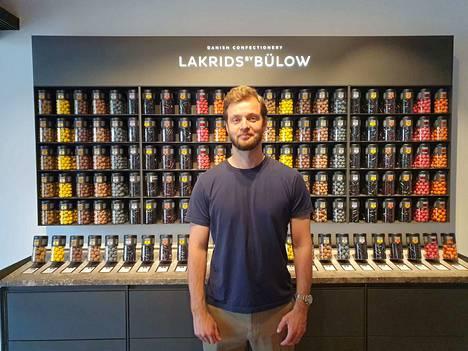 """Johan Bülow teki tanskalaisesta lakritsista käsitteen ja samalla uuden lakukategorian. """"Jos voit tehdä lakusta luksusta, voit luoda mitä vain"""", Bülow toteaa."""