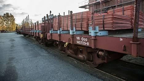 Kuparikatodin tuotantoennätys oli jatkumoa Boliden Harjavallan kuparituotannon laajennuksesta, kerrotaan yhtiön tiedotteessa.