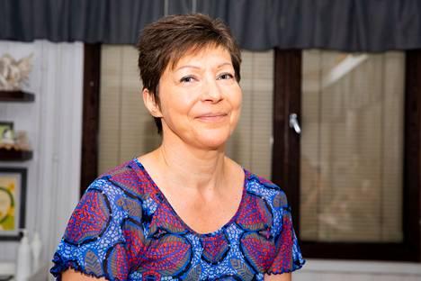 Maritta Tuominen on työssään huomannut, että monet vaativat itseltään paljon, jolloin kiireen kierre näkyy myös lihaksistossa. – Kuormituksen sijaan pitäisi olla itselleen armollinen, hän sanoo.