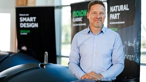 Molok Oy:n toimitusjohtaja Marko Penttinen aloitti maineikkaan yhtiön johdossa elokuusta.