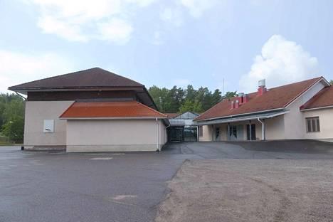 Merimaskun koululla pidetään tiedotustilaisuus salin remontista maanantaina 16.12. kello 18.