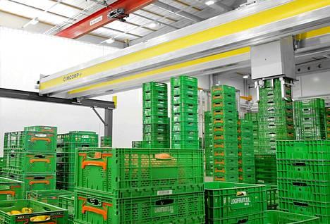 Cimcorpin Mercadonalle toimittama tuoretuotteiden keräilyjärjestelmä oli niin onnistunut, että espanjalaisyhtiö tilasi neljä järjestelmää lisää.