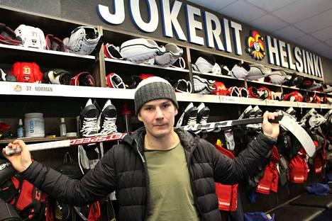 Ässien juniorijoukkueissa kehittynyt Aleksi Halme ottaa isoja askelia urallaan. KHL-debyyttinsä 20-vuotias laituri teki 5. syyskuuta 2019 Ak Bars Kazania vastaan.