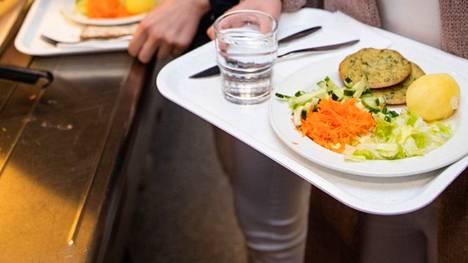 Mielipiteen kirjoittaja toivoo Nokian kouluihin enemmän kasvisvaihtoehtoja.