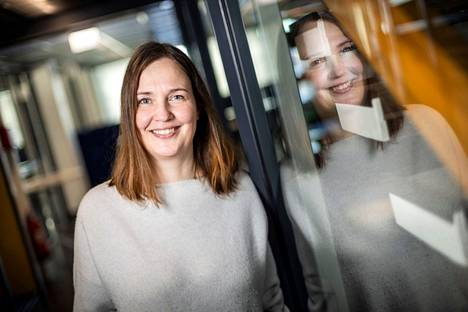 """Opiskelijat kokevat Rauman kaupungin ja kampuksen koot sopivina. Yhteisöllisyyttä pidetään vahvana arvona. – Täällä puhutaankin hyvällä """"Rauman hengestä"""", sanoo Salla Lehtonen."""