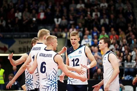 Suomi on pelannut useita maaotteluja Tampereella Hakametsässä viime vuosina.