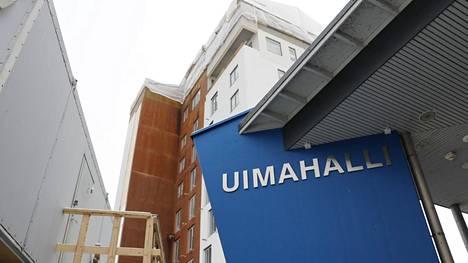 Kangasalan Uimahalli oy:n toimitusjohtaja erotettiin kesällä 2108. Tältä Kangasalan uimahallilla näytti saman vuoden joulukuussa.