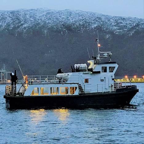 Rederi Ab Vitharun valjastaa Röölä–Seili-välille MS Hamnskär-aluksen.