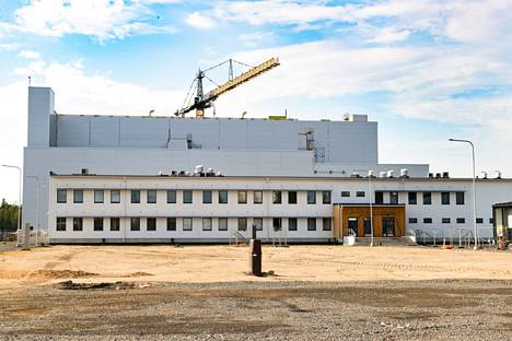 BASF:n tehdas Harjavaltaan rakentuu valituksista huolimatta.
