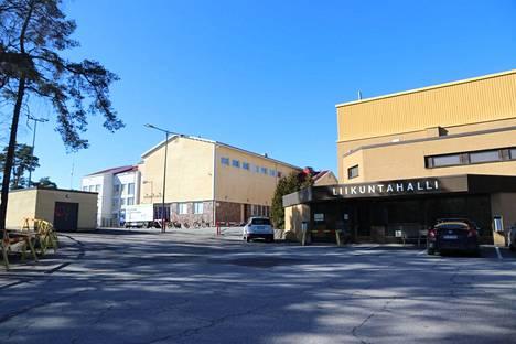 Syyslomaviikko alkaa kello 9 Maijamäen liikuntahallilla peli- ja leikkipäivällä.