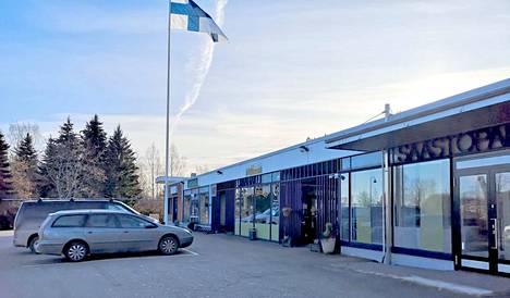 Kaksi kuukautta sitten myyty pankin toimitila sijaitsee Kiikan uimahallikiinteistössä Länsitiellä.