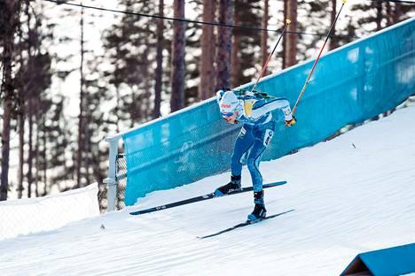 Tero Seppälällä on maajoukkuepaikka valmiina, mutta hänen ajatuksensa eivät kohtaa Suomen Ampumahiihtoliiton kanssa.