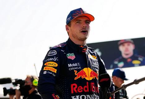Max Verstappen ajoi niukin naukin paalupaikalle.