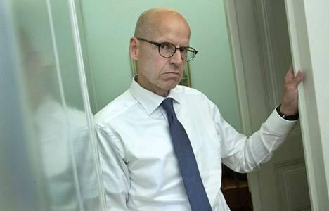 Valtiovarainministeriön kansliapäällikkö Martti Hetemäki varoitti riskistä, että koronan takia lisääntynyt työttömyys jää pysyväksi.
