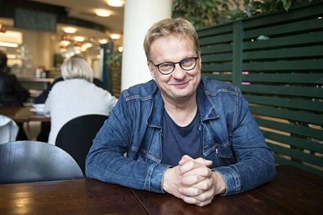 Iiro Rantala esiintyy Pori Sinfoniettan konsertissa kolmoisroolissa: säveltäjänä, solistina ja orkesterin liidaajana.