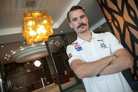 Henrik Ingebrigtsen on juoksijaveljeksistä vanhin.
