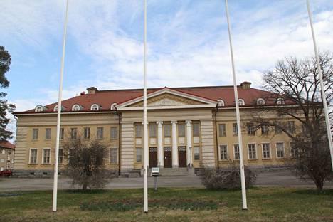 Mäntän Rotaryklubi juhlii itsenäistä Suomea Mäntän klubillla.