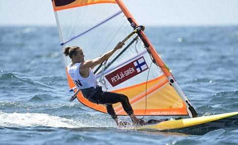 Tuuli Petäjä-Sirén oli lopputuloksissa 14:s.