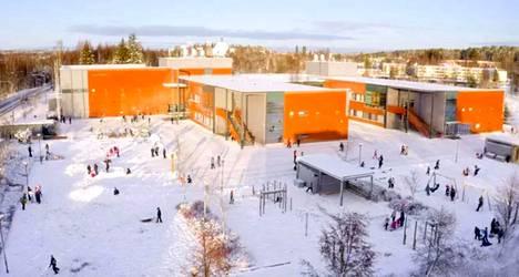 Turvalliset koulut ovat Jämsän ylpeyden aihe.