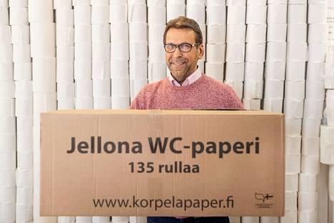 Seuraavassa vaiheessa yritys panostaa Natural Jellonan muovittoman pakkauksen linjaston robotiikkaan.