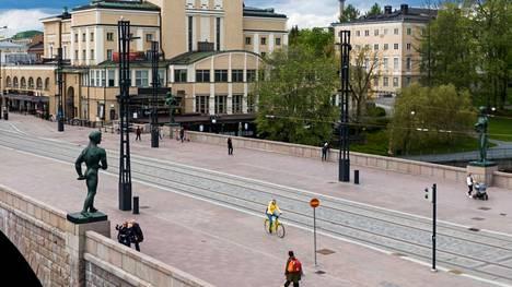 Viime viikolla Tays kertoi useista mahdollisista altistumispaikoista Tampereella. Listalla oli muun muassa ravintoloita.