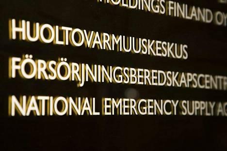 Huoltovarmuuskeskuksen yhtä työntekijää epäillään luottamusaseman väärinkäytöstä.