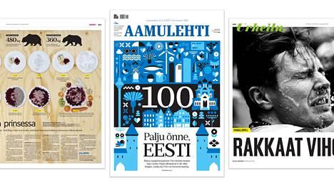 Aamulehden ulkoasu palkittiin Overall Design -sarjassa pronssisella palkinnolla. Vuonna 2017 Aamulehti vei tässä sarjassa pääpalkinnon.