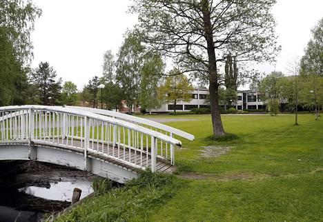 Säkylä kunnantalolla riittää pähkäiltävää talousarvion tasapainottamisessa. Arkistokuva.