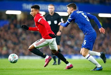 Manchester United ja Chelsea kohtaavat maanantaina jo kolmannen kerran tällä kaudella.