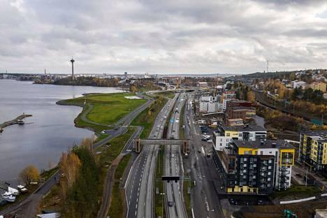 Tampereen kaupungin edellinen miljoonaluokan tilikauden tulosylitys on ollut vuonna 2010.