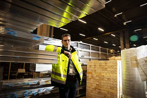 Purso oy:n toimitusjohtaja Jussi Aro pitää kaikkea paikallisen sopimisen edistämistä hyvänä asiana.